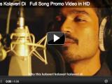 Dhanush's 'Kolaveri Di'sensation