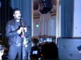 Egyptian protest singer Ramy Essam wins 2011 FreemuseAward