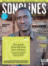 Songlines Jan/Feb 2013 issue,#89