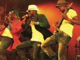 Mokoomba win Newcomer in the Songlines Music Awards2013