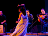 Gerardo Núñez with Carmen Cortés and  Eva Yerbabuena, London Flamenco Festival, February 22 & 23