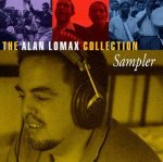 The Alan Lomax Collection Sampler Cover